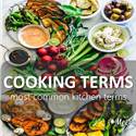 Day to Day common cooking terms